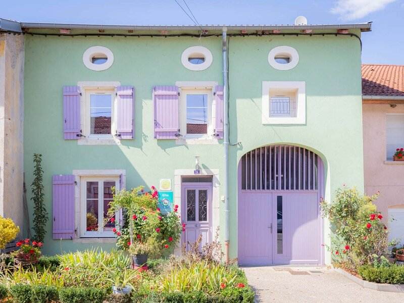 La Maison Macaé, holiday rental in Mirecourt