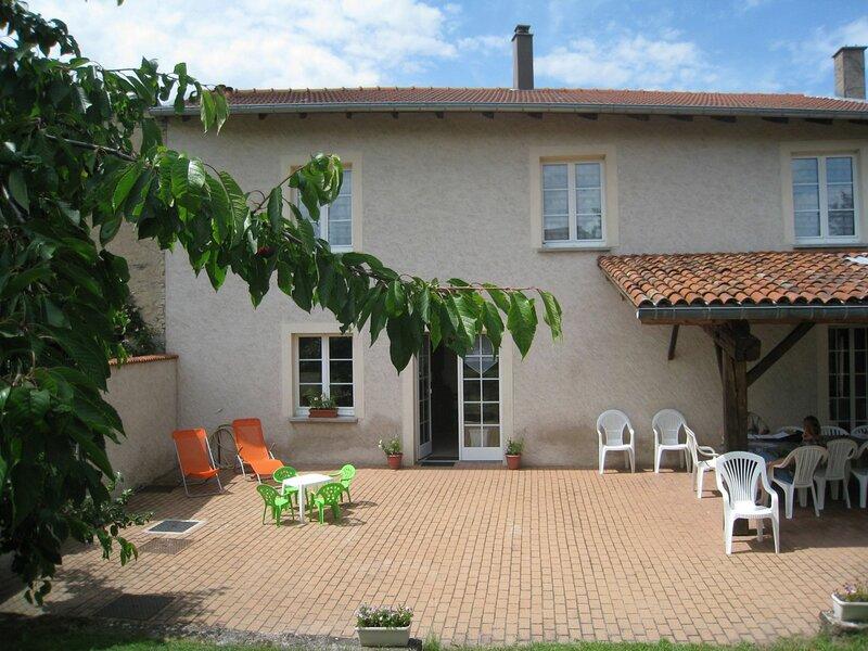 Gîte de Landécourt / gîte du Breuil, holiday rental in Rugney