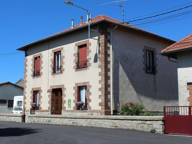 Gîte de Parroy, holiday rental in Chateau-Salins