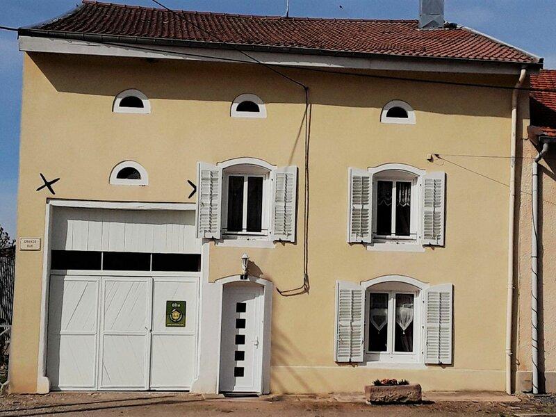 Chez Coco, holiday rental in Languimberg