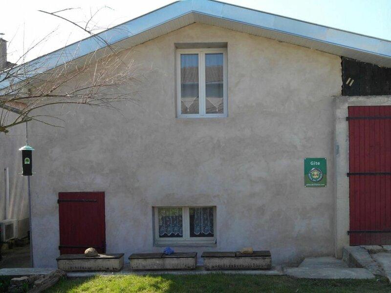 Gîte de Laitre sous Amance, holiday rental in Chateau-Salins