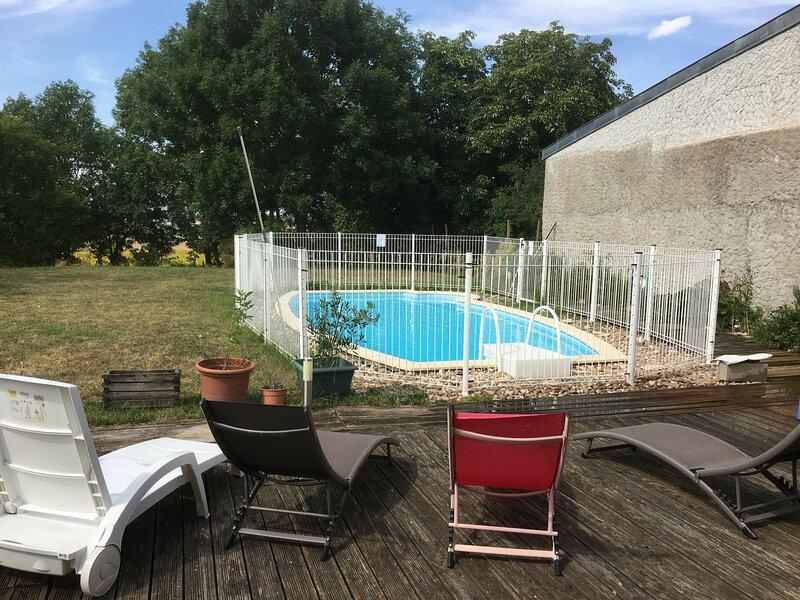 Gîte du Hameau de Hincourt, holiday rental in Chateau-Salins