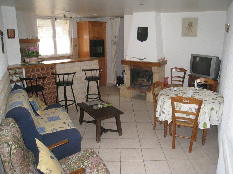 La Bergerie, holiday rental in Rugney
