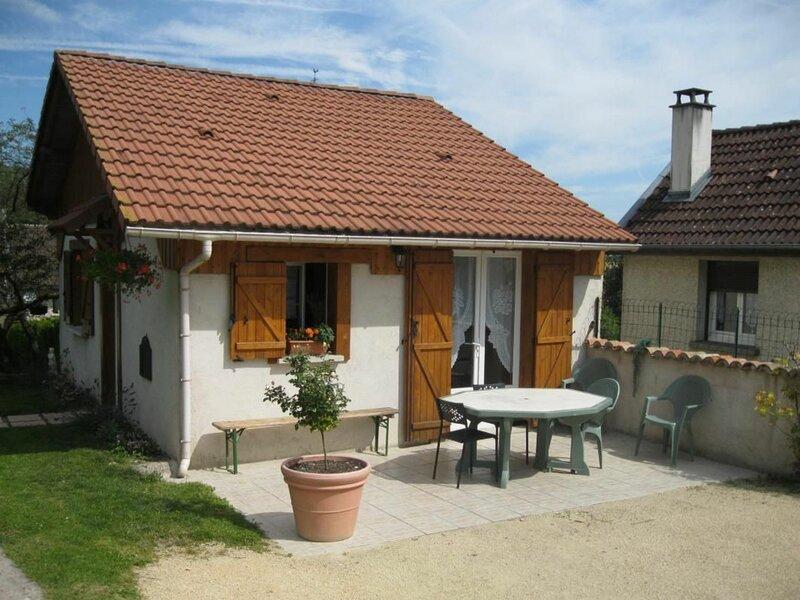 Gîte Argonnais, holiday rental in Chatel-Chehery
