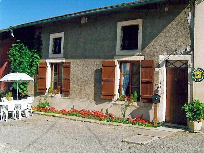 L'Amie Rabelle, holiday rental in Dun-sur-Meuse