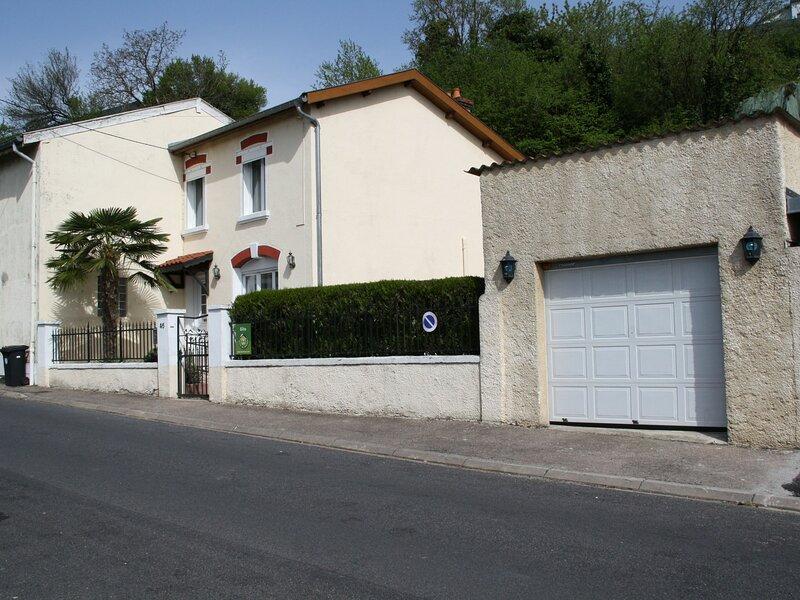 Gîte des Palots, location de vacances à Rarecourt