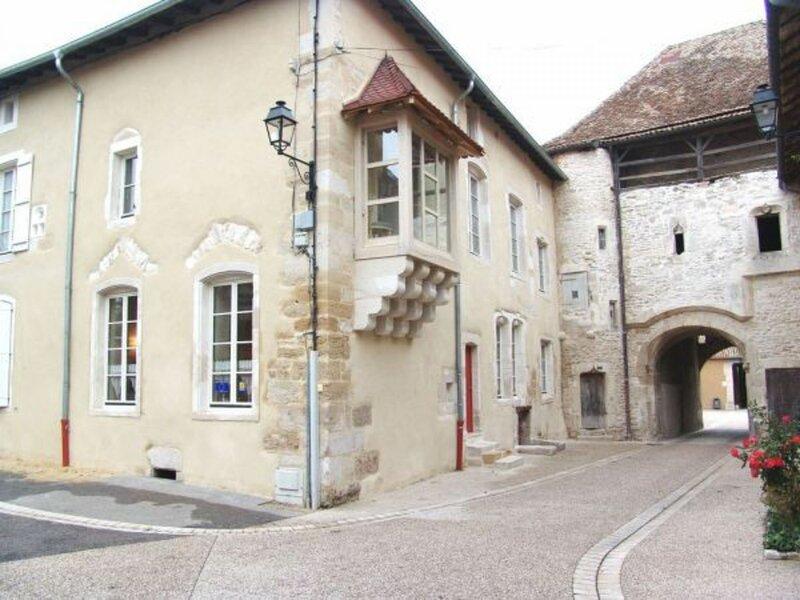 Gîte Du Chapitre, holiday rental in Ligny-en-Barrois