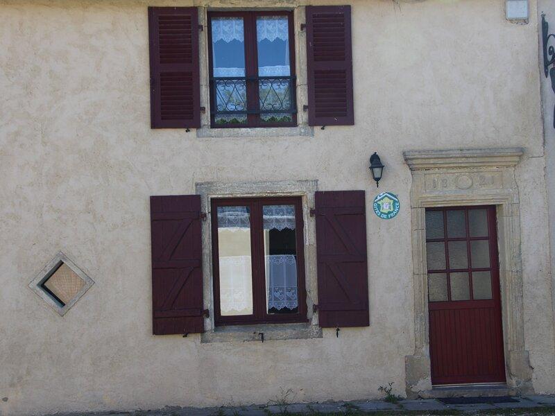 Gîte Henriette, holiday rental in Dun-sur-Meuse