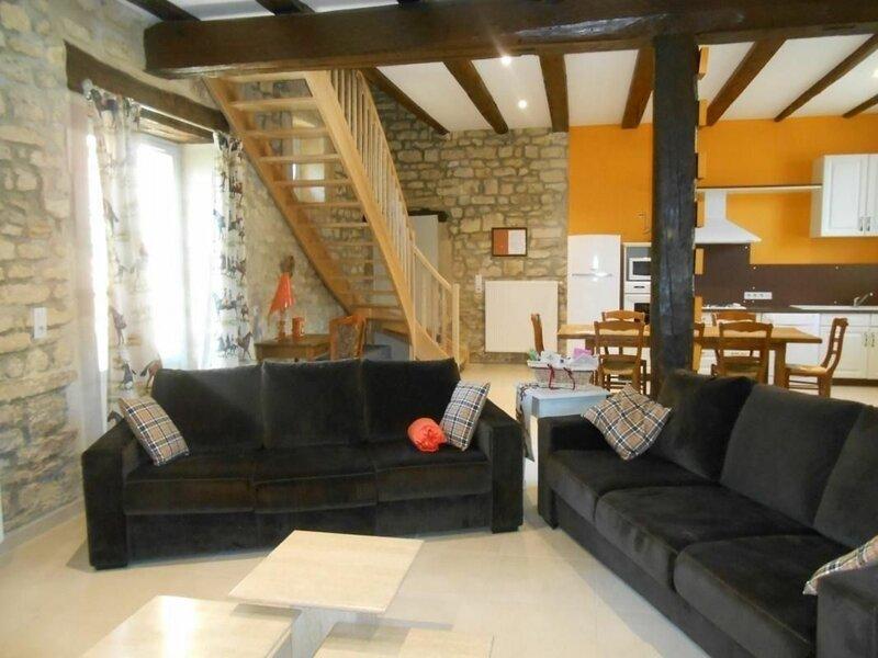 Gîte de Jeand'heurs, holiday rental in Arrigny