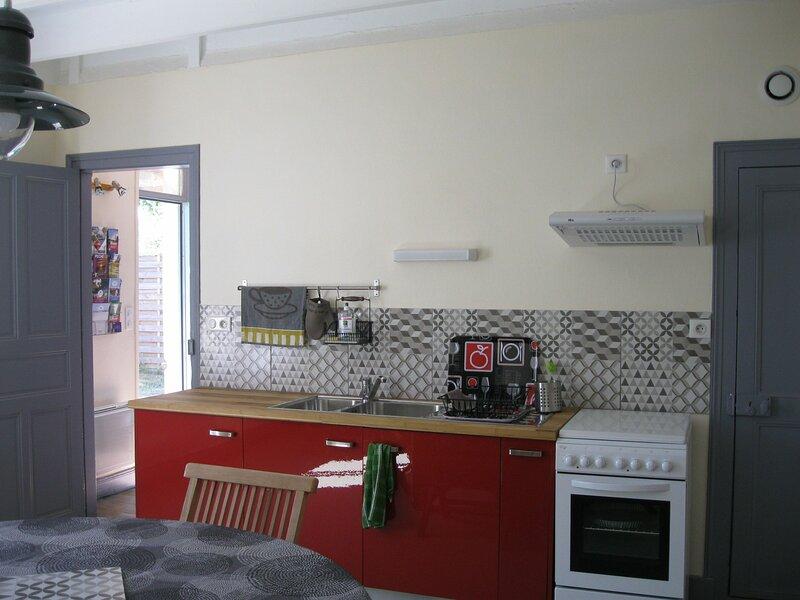 Le Gîte de la Voie Sacrée, holiday rental in Chatel-Chehery