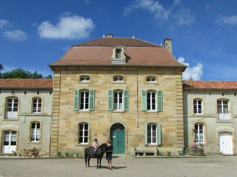 Gîte du Vieux Jeand'Heurs, holiday rental in Arrigny