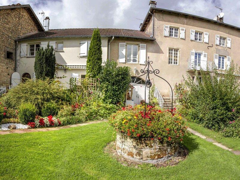 Gîte Chez Pierre, holiday rental in Rugney