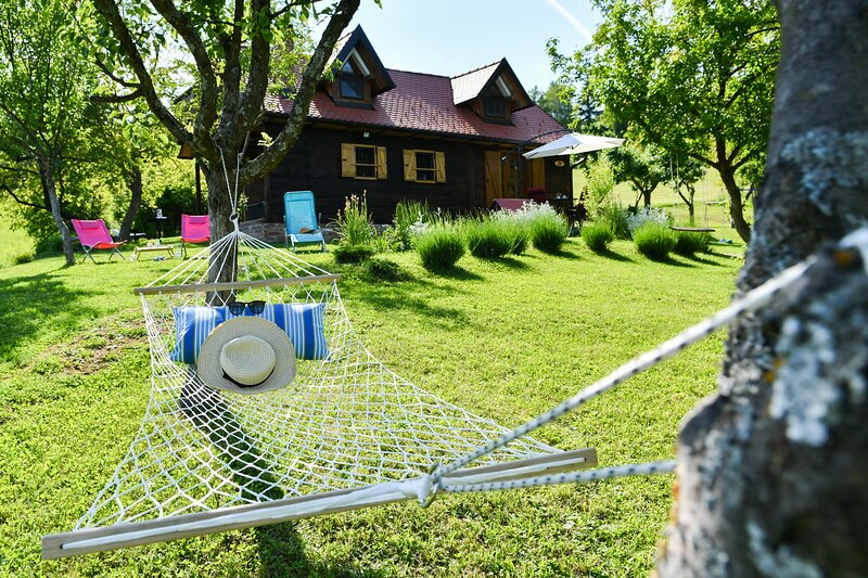 Rural Holiday House Tinna, vacation rental in Zagreb County