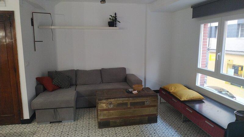 Apartamento San Jose, holiday rental in Roces-Sur