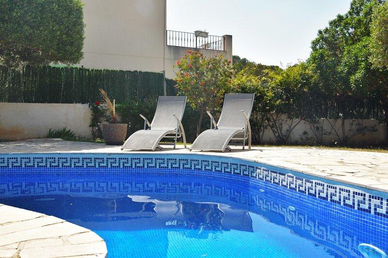 Villa Cristal, location de vacances à Rasquera