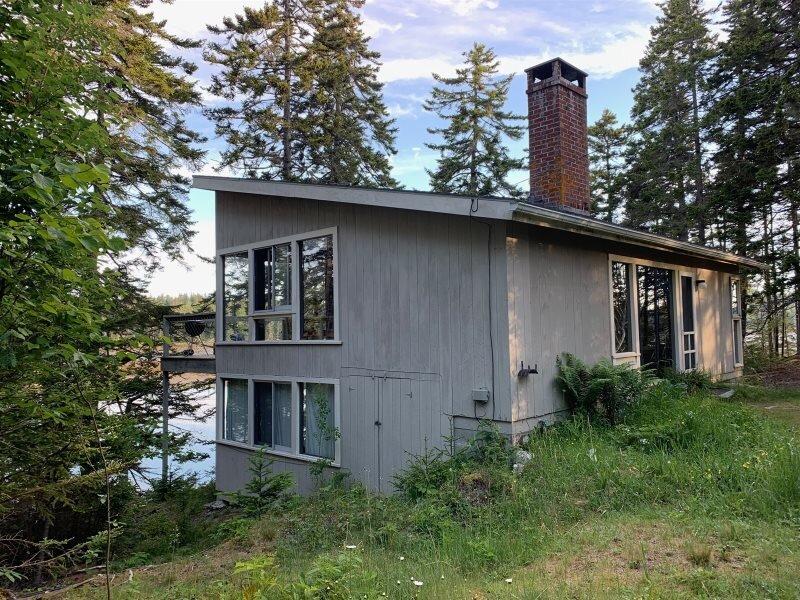 MUIR'S COVE COTTAGE - Stonington, holiday rental in Deer Isle