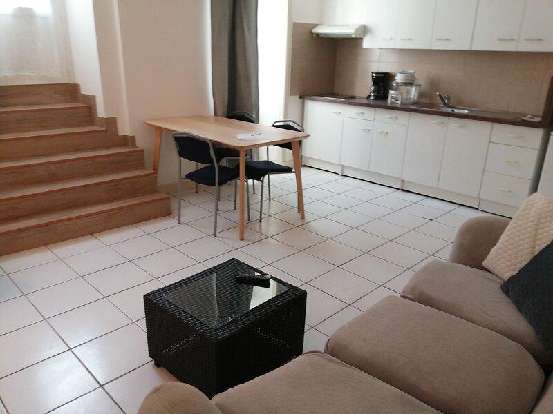 Amazing apartment in Saujon, vacation rental in l'Eguille sur Seudre