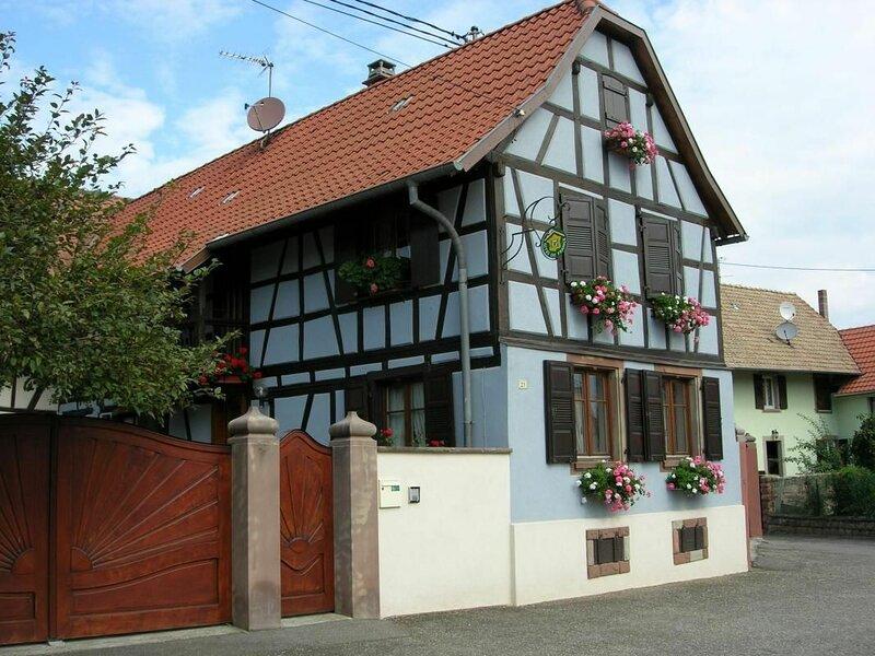 House, location de vacances à Ohlungen