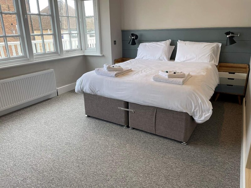 Room Only Rental 5 Former Hotel with Self Entry Key, holiday rental in Pevensey