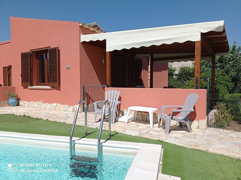San Vito Lo Capo - AlBasyta casa vacanze'Scopello', holiday rental in Buseto Palizzolo