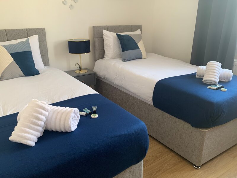 Absolute Stays On Mansfield, vacation rental in Blidworth