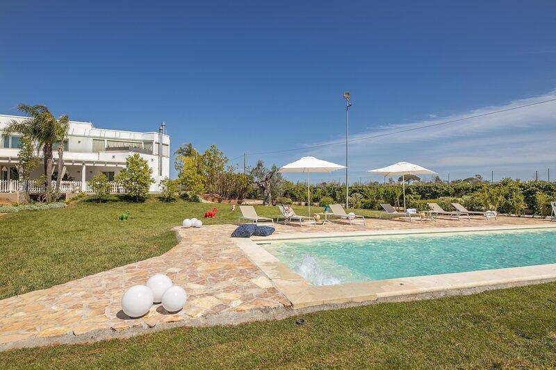 Maison Cucci - Matino, holiday rental in Matino