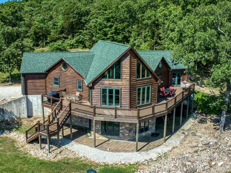 Grandview Lake Lodge, vacation rental in Blue Eye