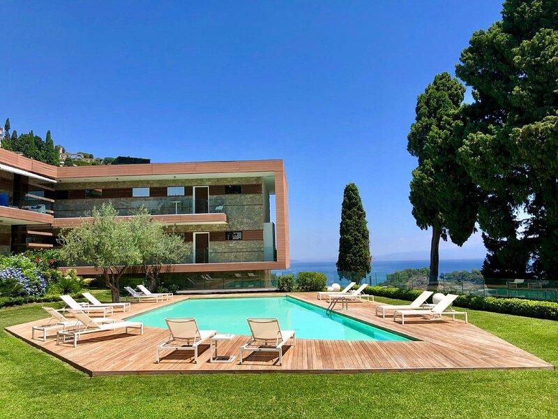 Appartamento Turchese - Taormina, holiday rental in Mazzaro