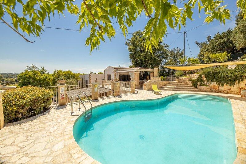 Villa Itaca - Ostuni, holiday rental in Chiobbica