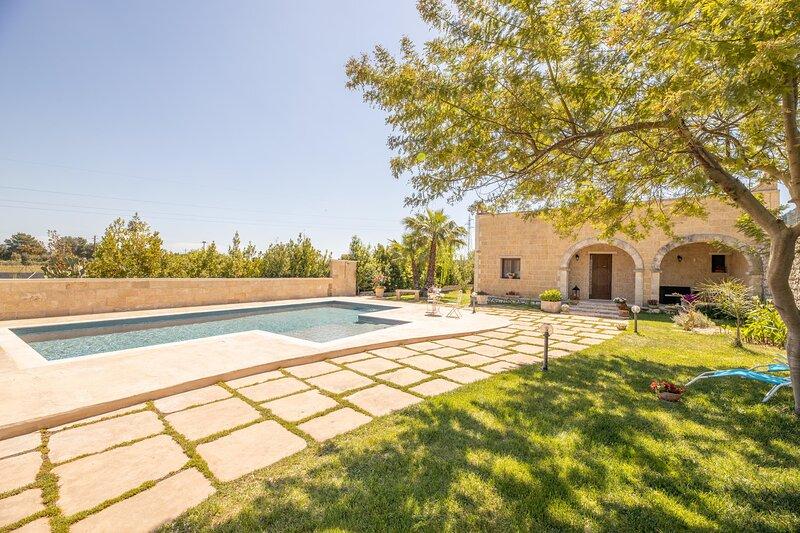Villa Funny - Carpignano Salentino, casa vacanza a Cannole