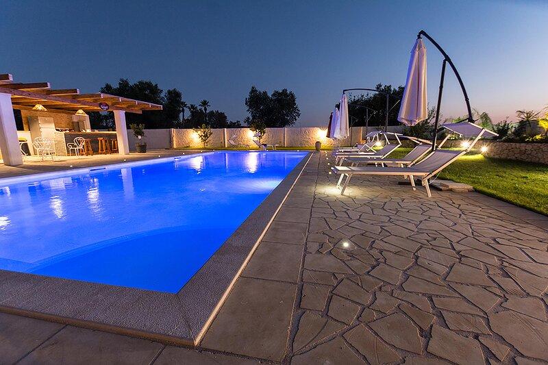 Villa Sinisi - Muro Leccese, alquiler vacacional en Cursi