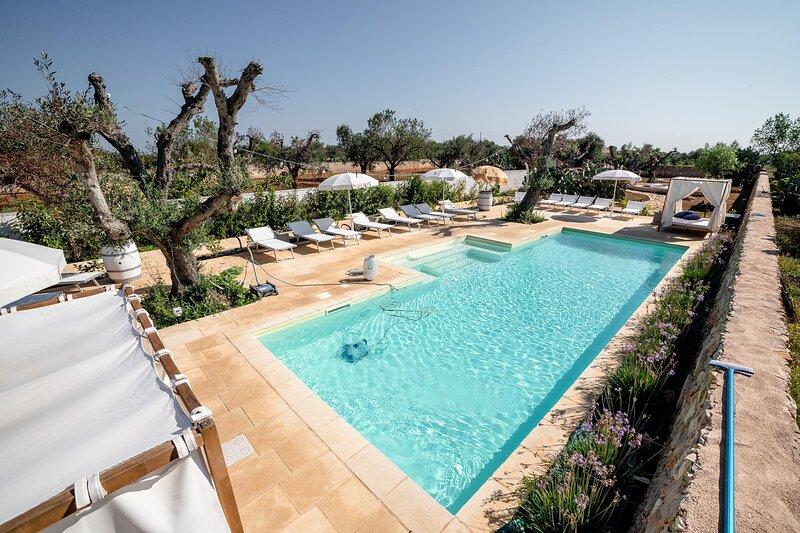Suite Cavalluccio Marino, holiday rental in Lido Conchiglie