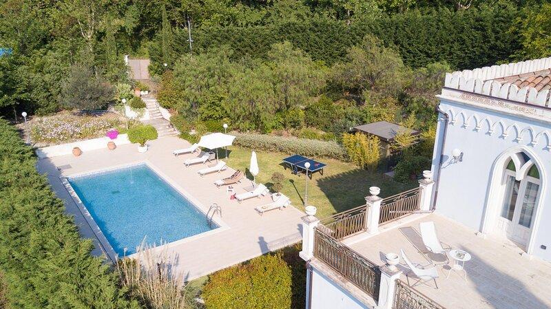 Villa Gelsomino, holiday rental in Malvagna