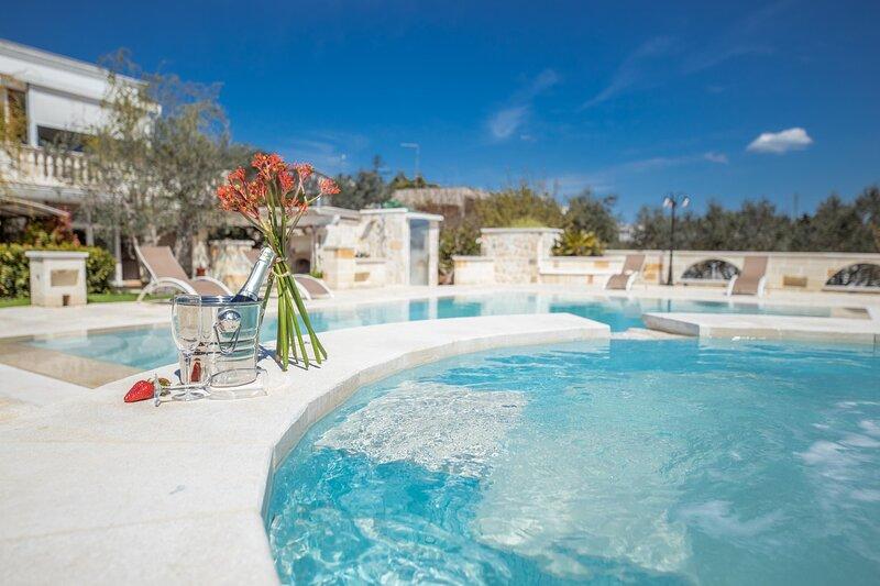 Villa Salice Salentino - Lamardilla, casa vacanza a Sorbola