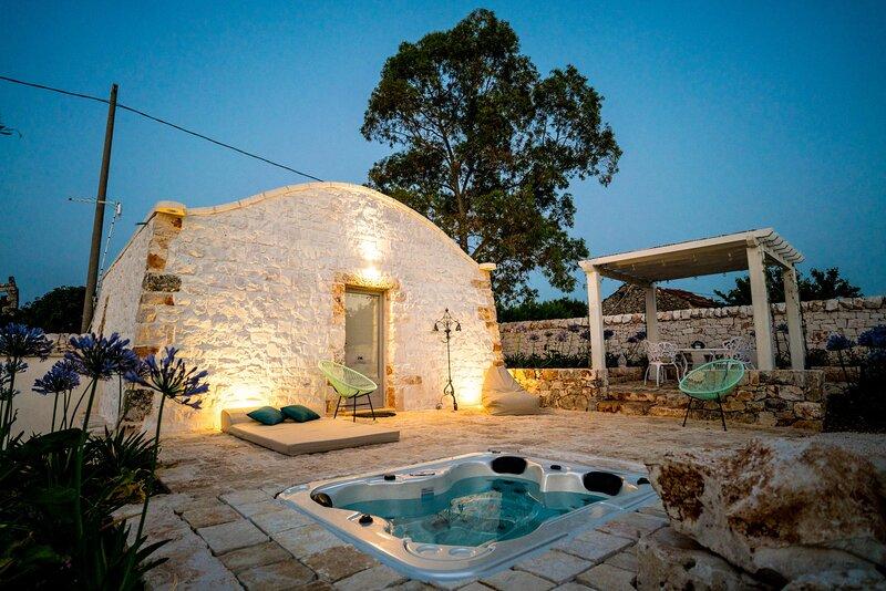 Suite Miriam - Alberobello, holiday rental in Coreggia