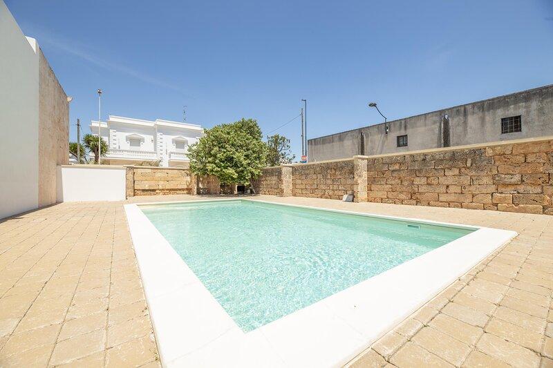Appartamento Kallistos Aria, location de vacances à Felline