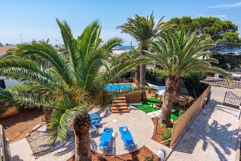 Villa Mirto - Torre Suda, holiday rental in Torre Suda