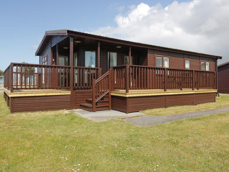 Lodge 2, St Merryn, holiday rental in Saint Ervan