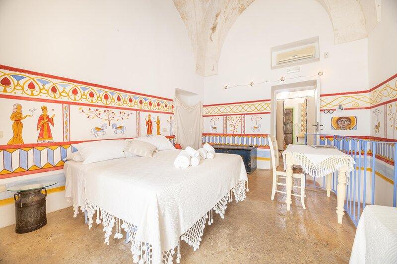Camera Del Focolare - Racale, casa vacanza a Felline