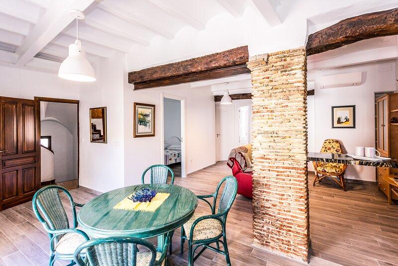 Apartamento para 4 personas, location de vacances à Pego
