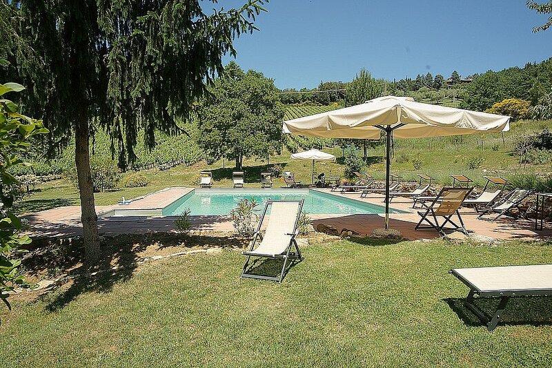 Casa Camomilla C, vacation rental in Molino del Piano