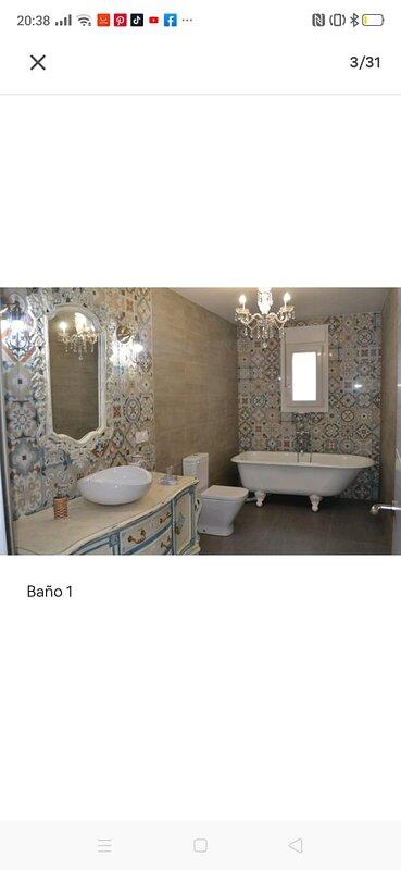 Apartamentos NayDa magnífica casa con piscina, holiday rental in Santa Amalia