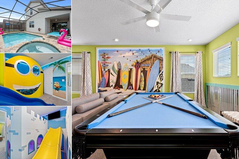 SO_967R Florida Retreat, alquiler de vacaciones en Four Corners