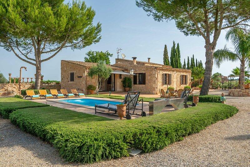 BANC DOLI - Villa for 6 people in MANACOR, casa vacanza a Vilafranca de Bonany