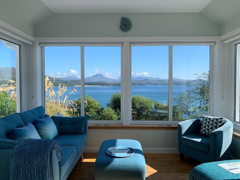 Torran Holiday Home, Gairloch, holiday rental in Talladale