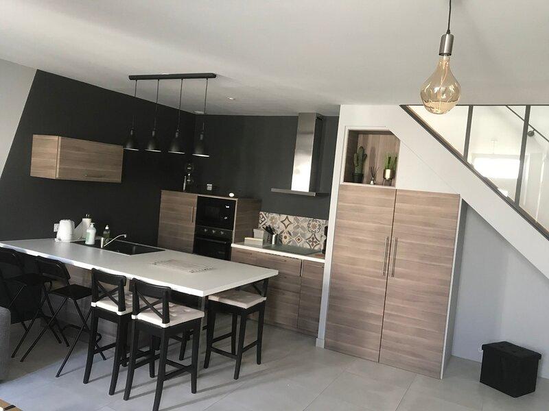 Gîtes de la Frérie - Le Florentin, holiday rental in Saint-Georges-de-Montaigu