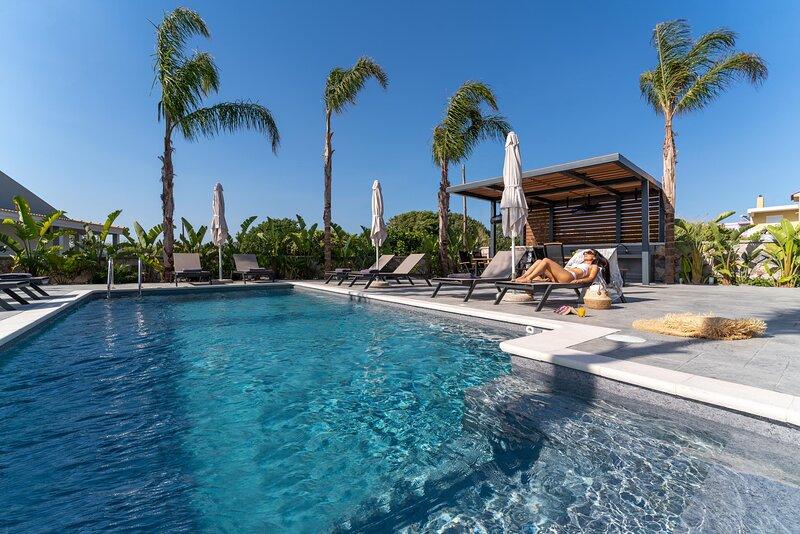 Palmeral Luxury Suites - Aralia first floor, holiday rental in Petaloudes