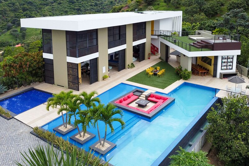 Anp008 - Stunning vacation home in Anapoima, location de vacances à Silvania