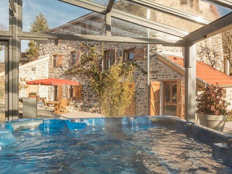 La Polonie, holiday rental in Grazac