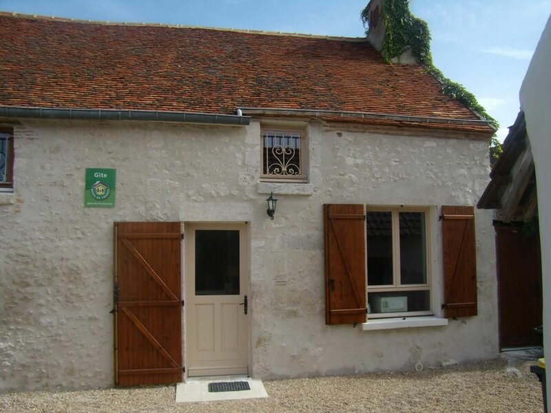 Le Cléry, holiday rental in Beaugency